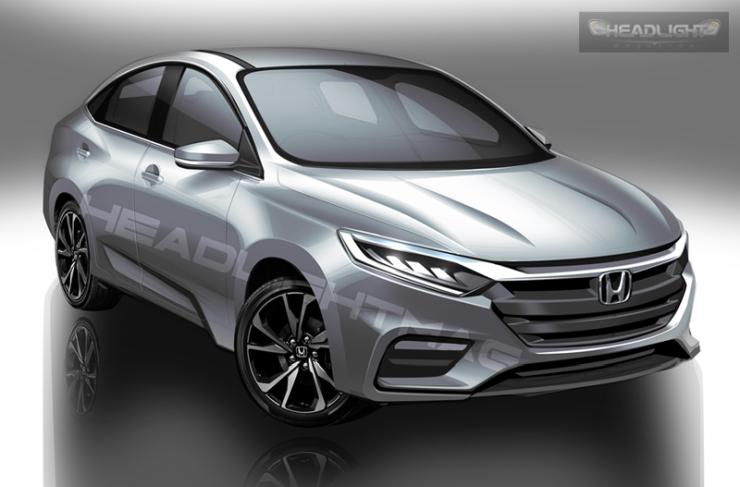 95 The 2020 Honda City Release Date