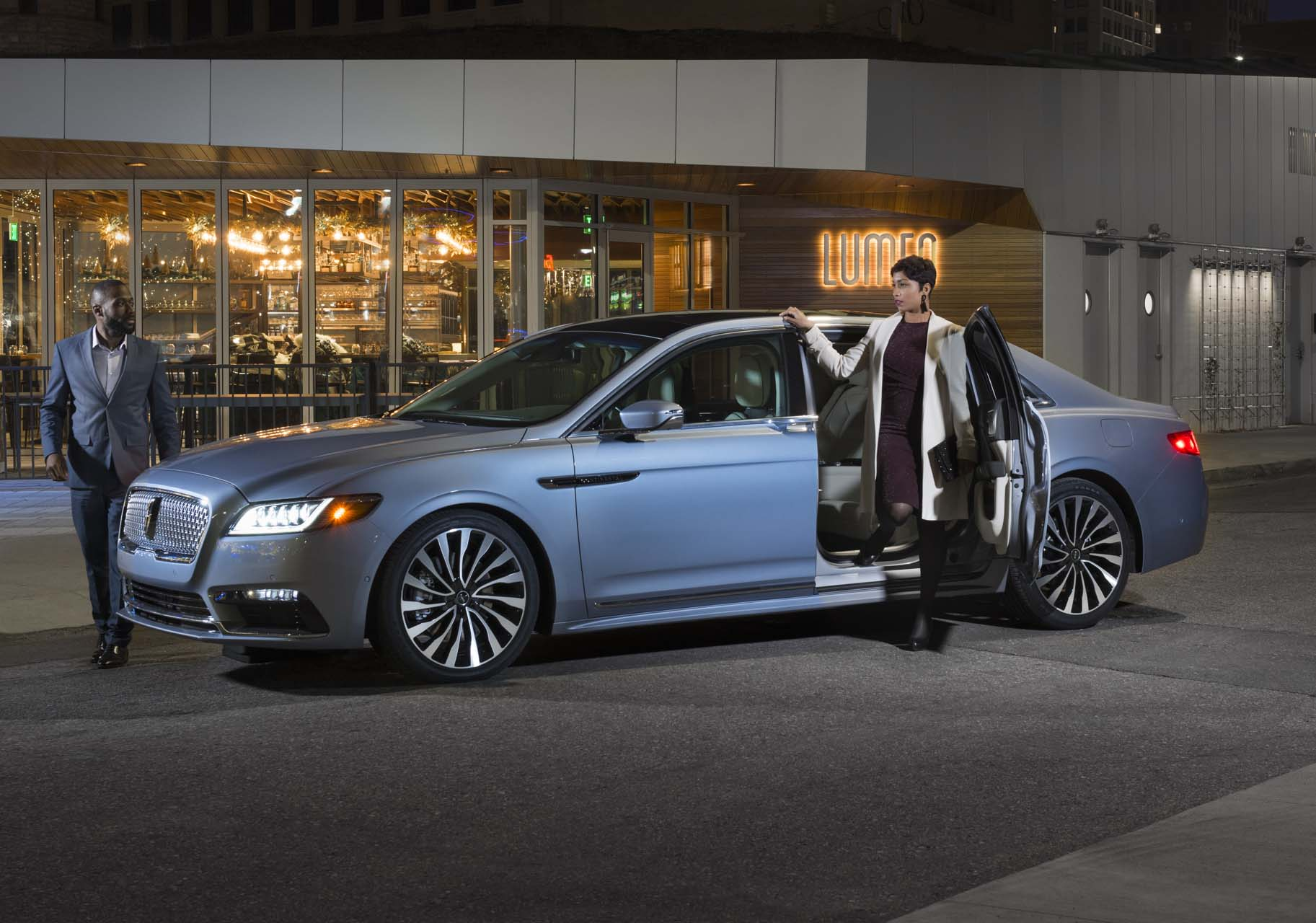 95 The 2020 Lincoln Continental Research New