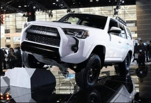95 The 2020 Toyota 4Runner Price
