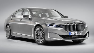 95 The Best 2019 BMW 750Li Model