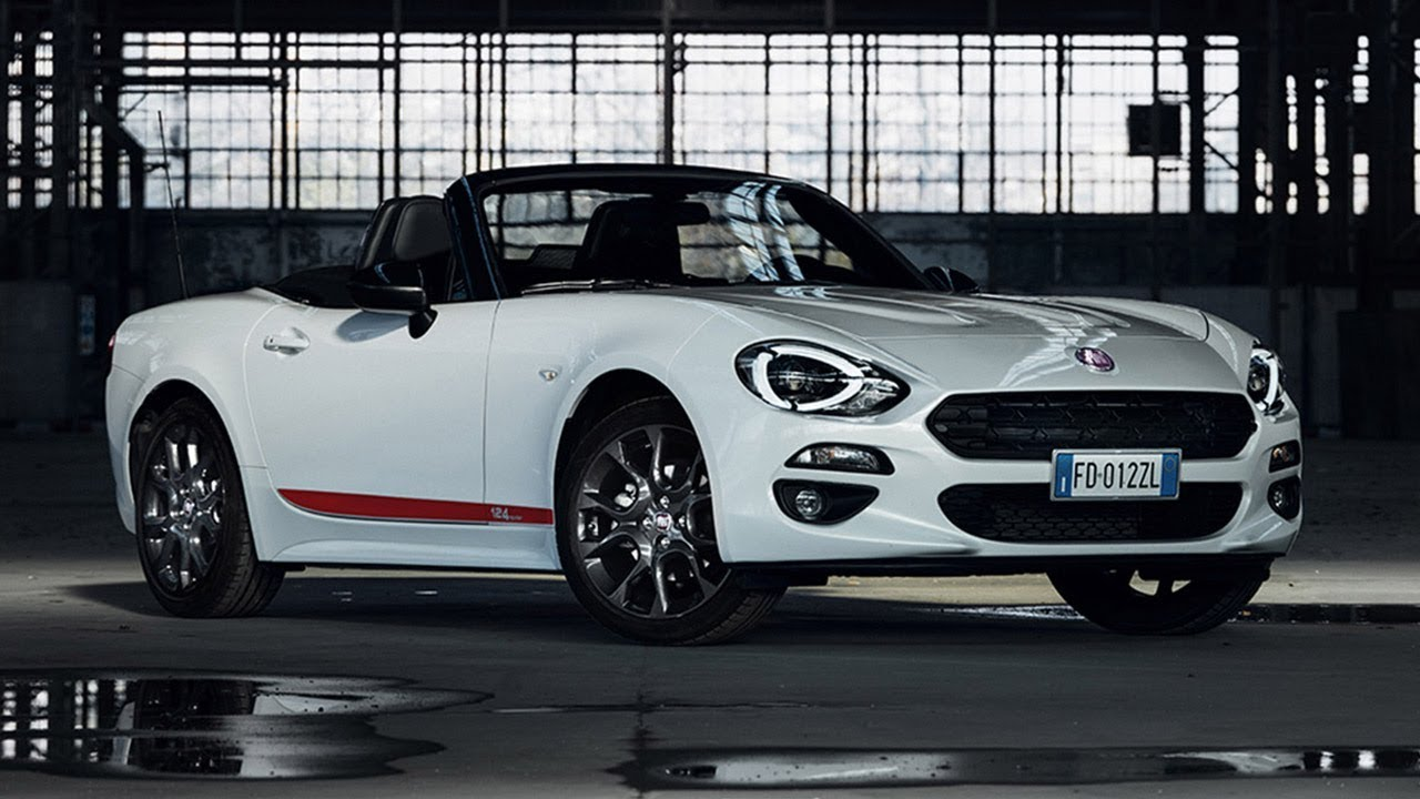 95 The Best 2019 Fiat Spider Specs and Review