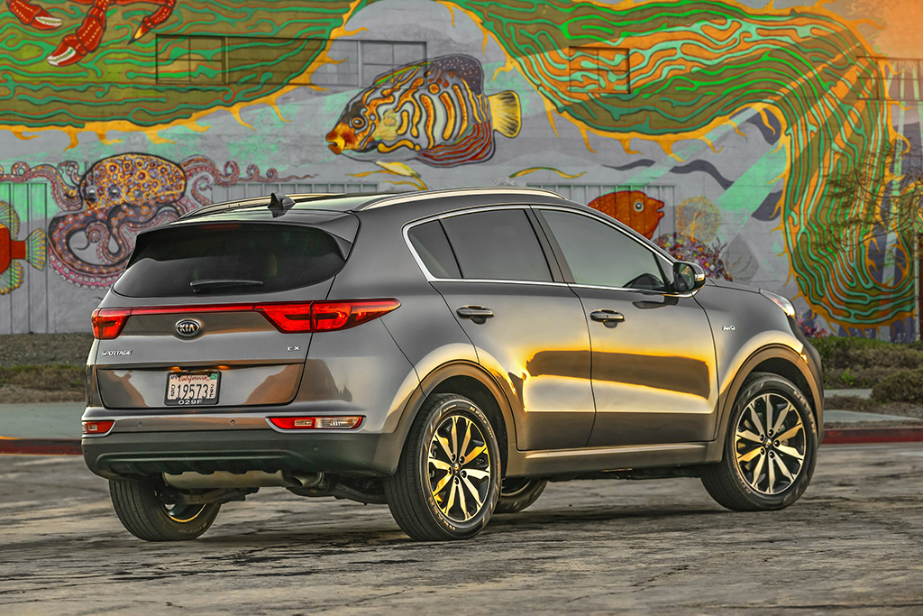 95 The Best 2019 Kia Sportage Review Ratings