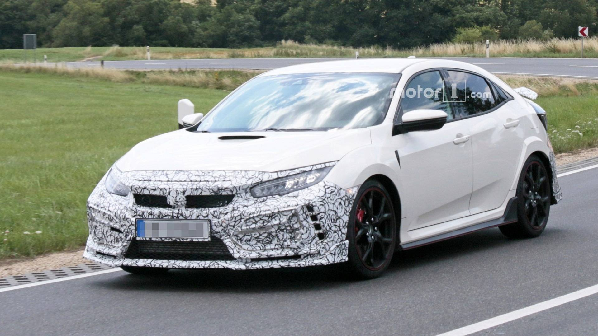 95 The Best 2020 Honda Civic Type R Exterior