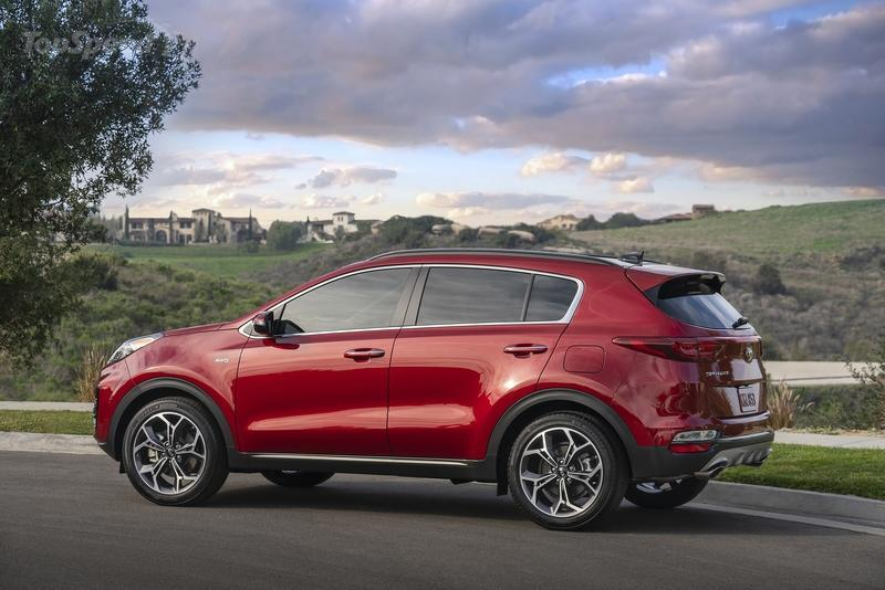 95 The Best 2020 Kia Sportage Photos