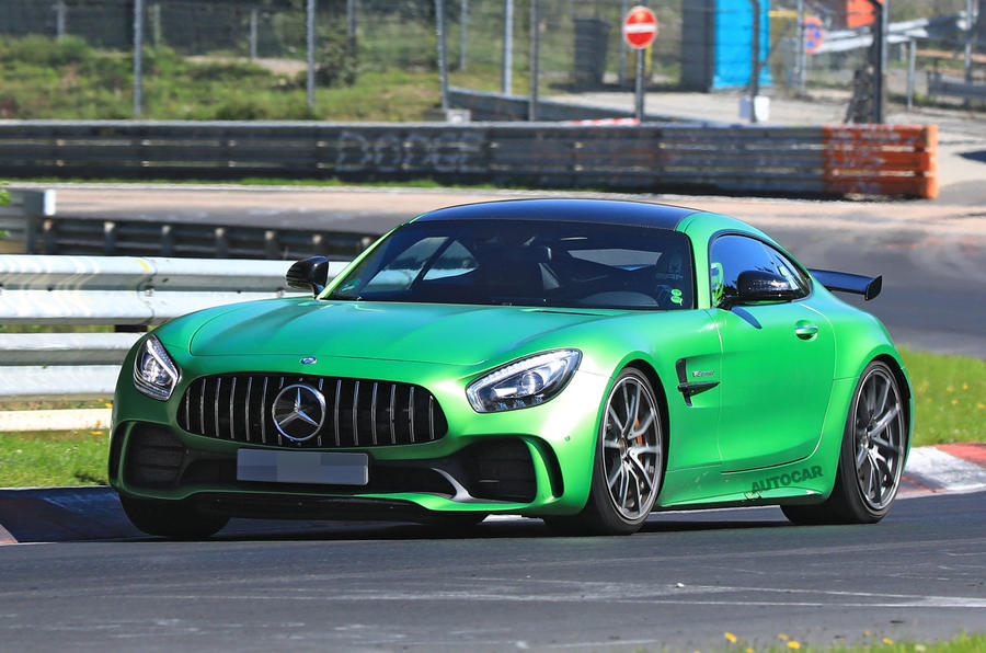 95 The Best 2020 Mercedes AMG GT Redesign and Review