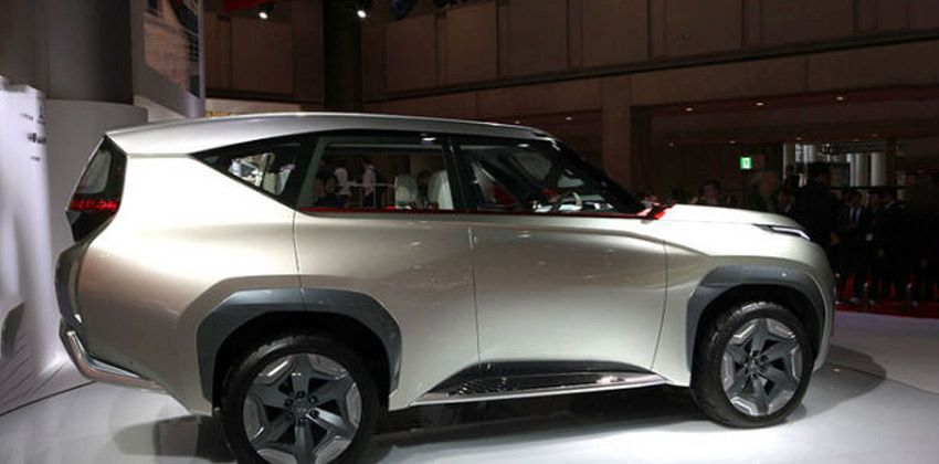 95 The Best 2020 Mitsubishi Pajero Wallpaper