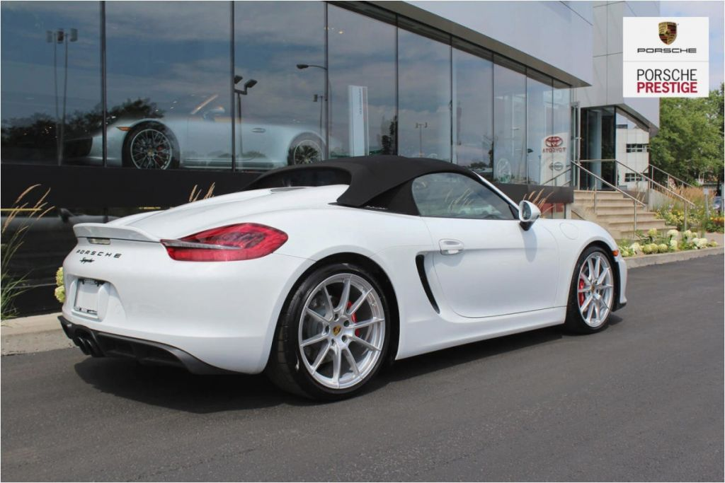 95 The Best 2020 Porsche Boxster Spyder Redesign