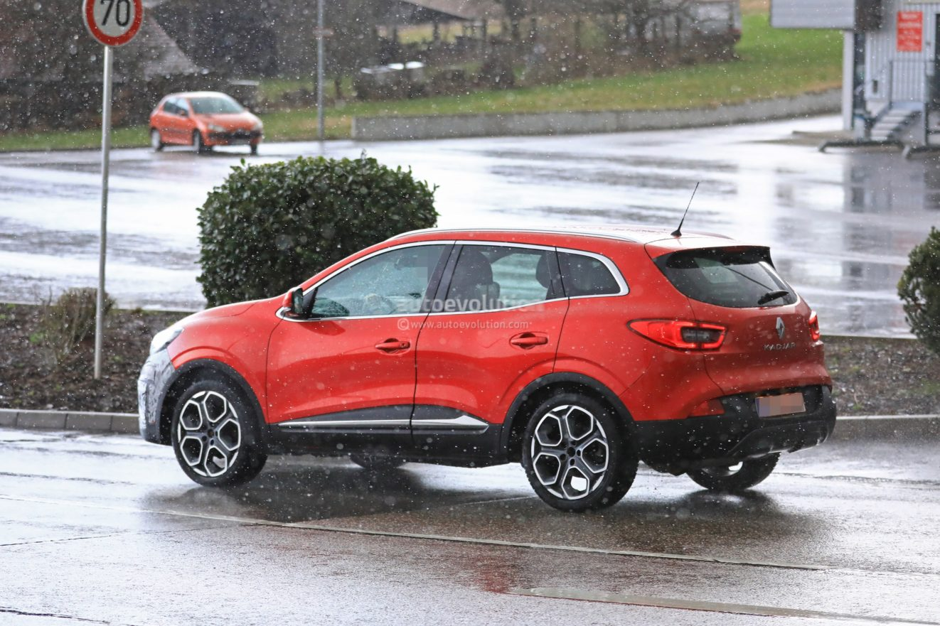 95 The Best 2020 Renault Kadjar Redesign and Review