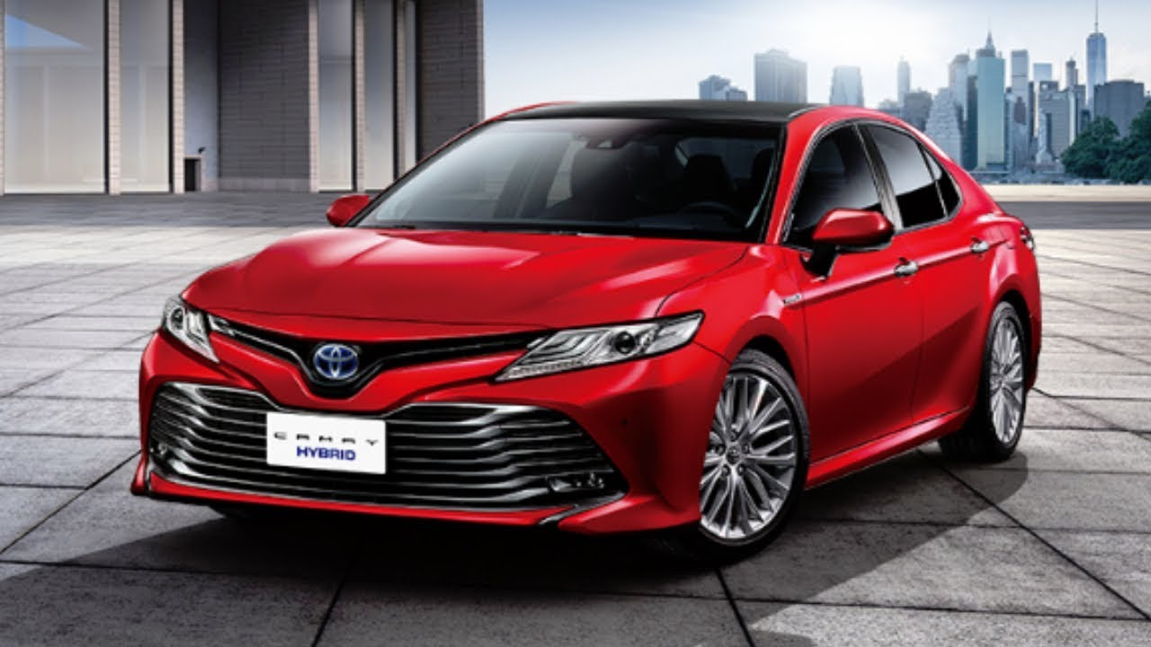 95 The Best 2020 Toyota Camry Research New