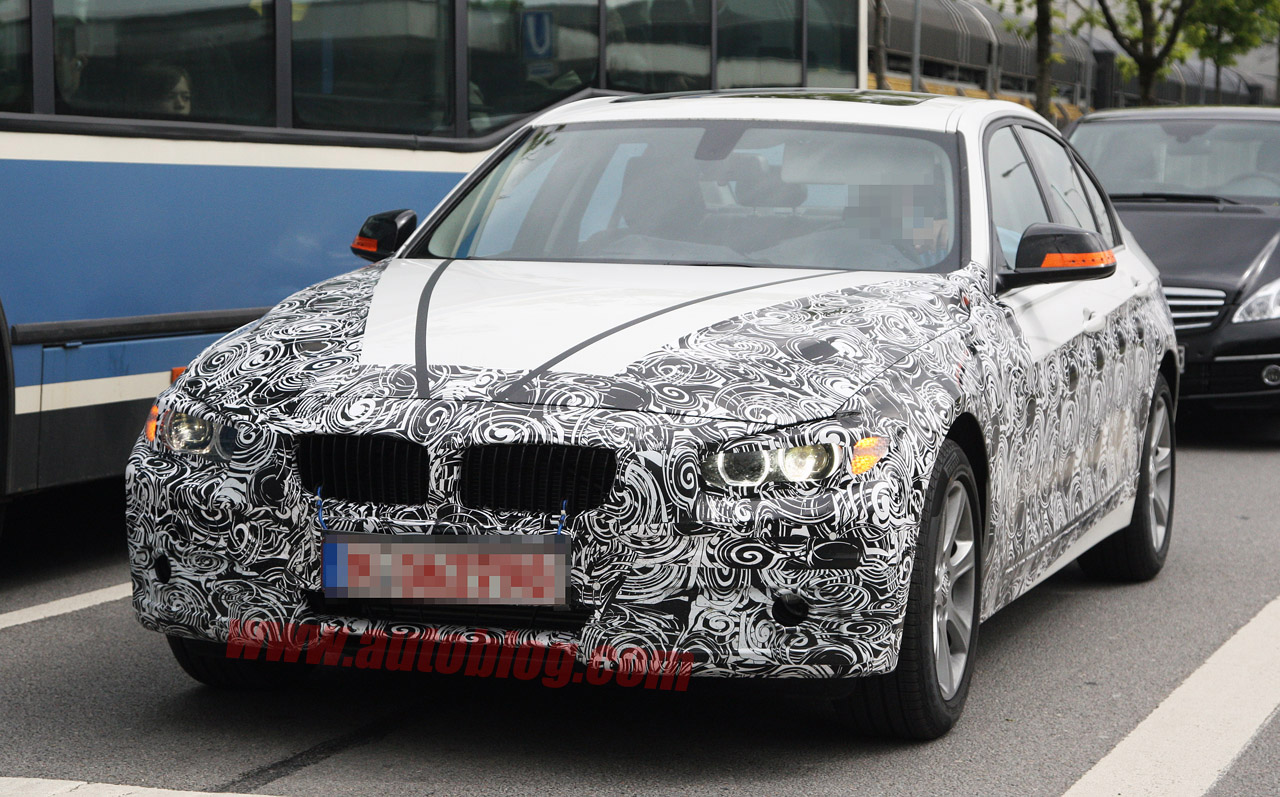 95 The Best Spy Shots BMW 3 Series New Concept