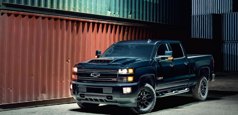 96 A 2019 Chevy 2500Hd Duramax Wallpaper