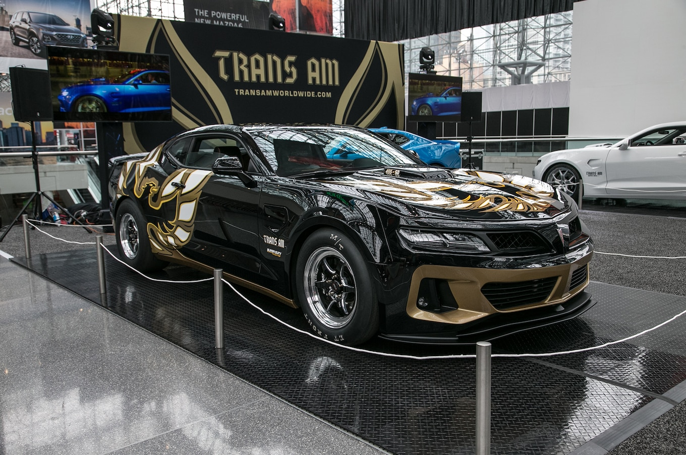 96 A 2019 Pontiac Trans Am Redesign and Concept