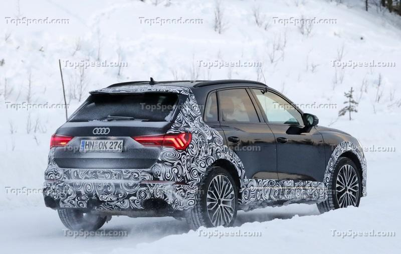 96 A 2020 Audi Q3 Usa Research New