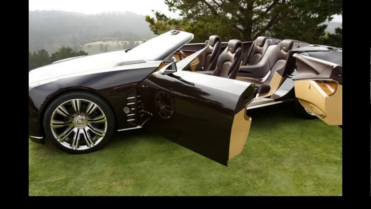 96 A 2020 Cadillac Deville Coupe Wallpaper