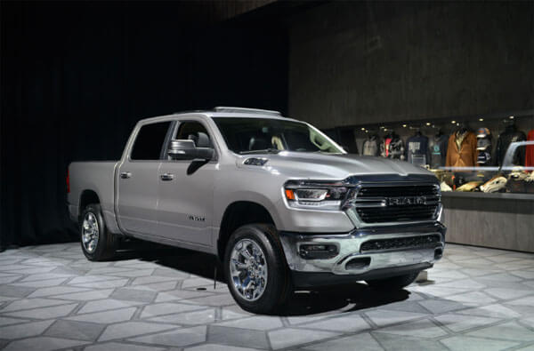 96 A 2020 Dodge Ram 2500 Rumors
