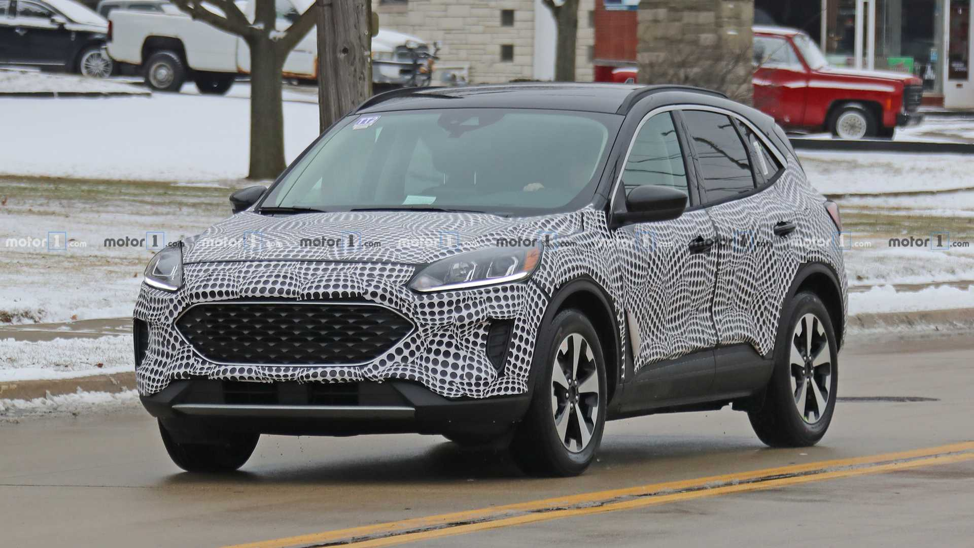 96 A 2020 Ford Escape Release Date and Concept