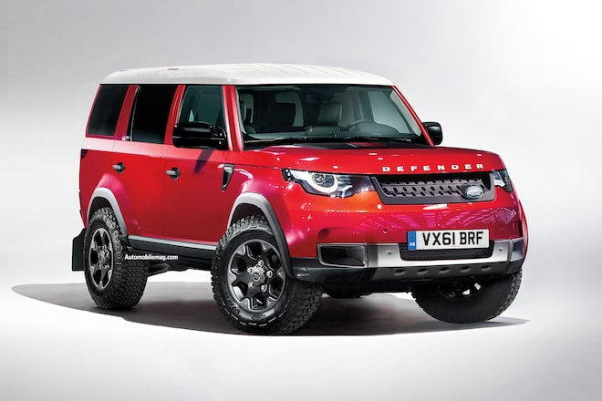 96 A 2020 Land Rover Lr2 Redesign
