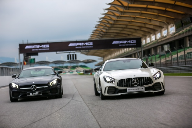 96 A 2020 Mercedes AMG GT Release