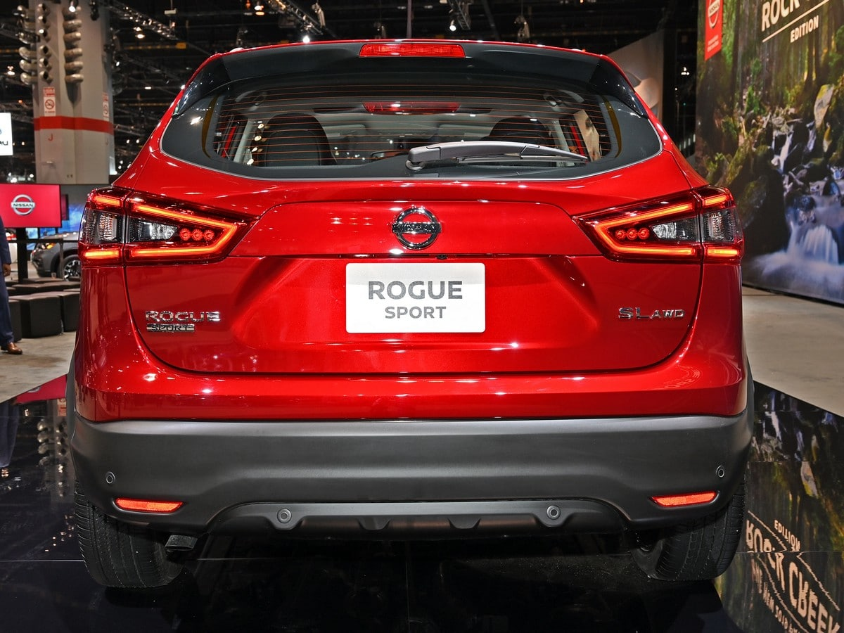 96 A 2020 Nissan Rogue Performance and New Engine