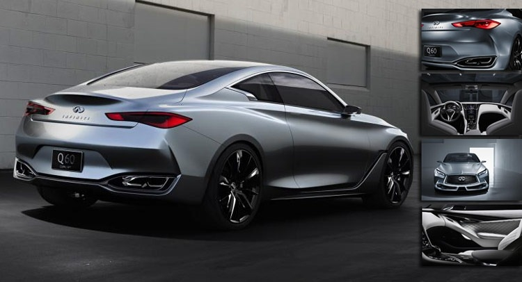 96 All New 2019 Infiniti Q60 Coupe Convertible Concept