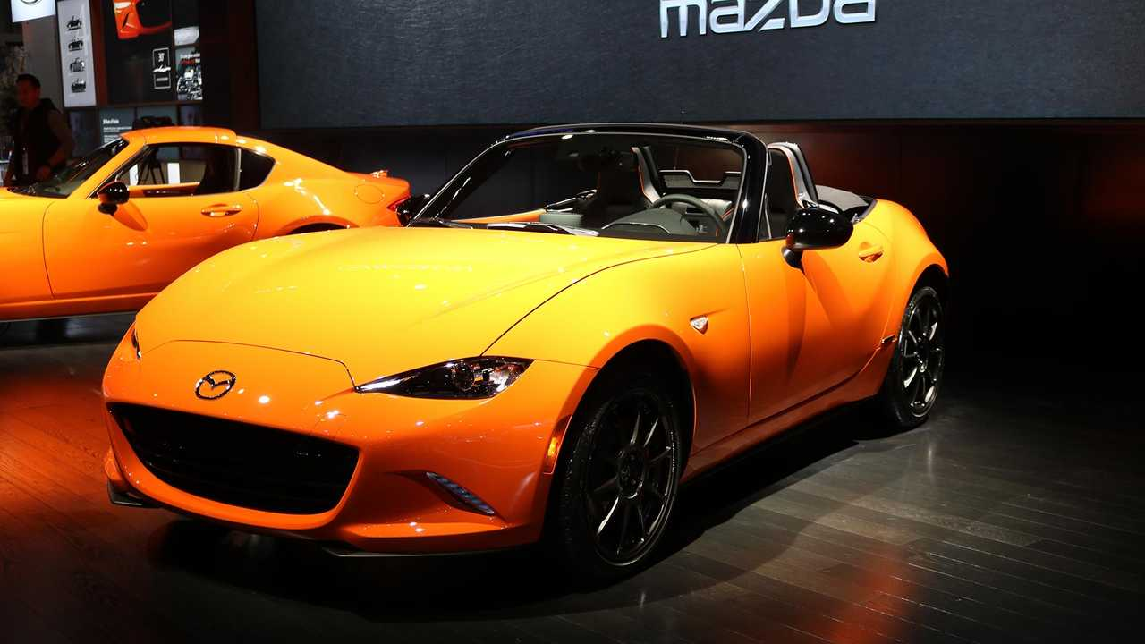 96 All New 2019 Mazda Mx 5 Miata Specs