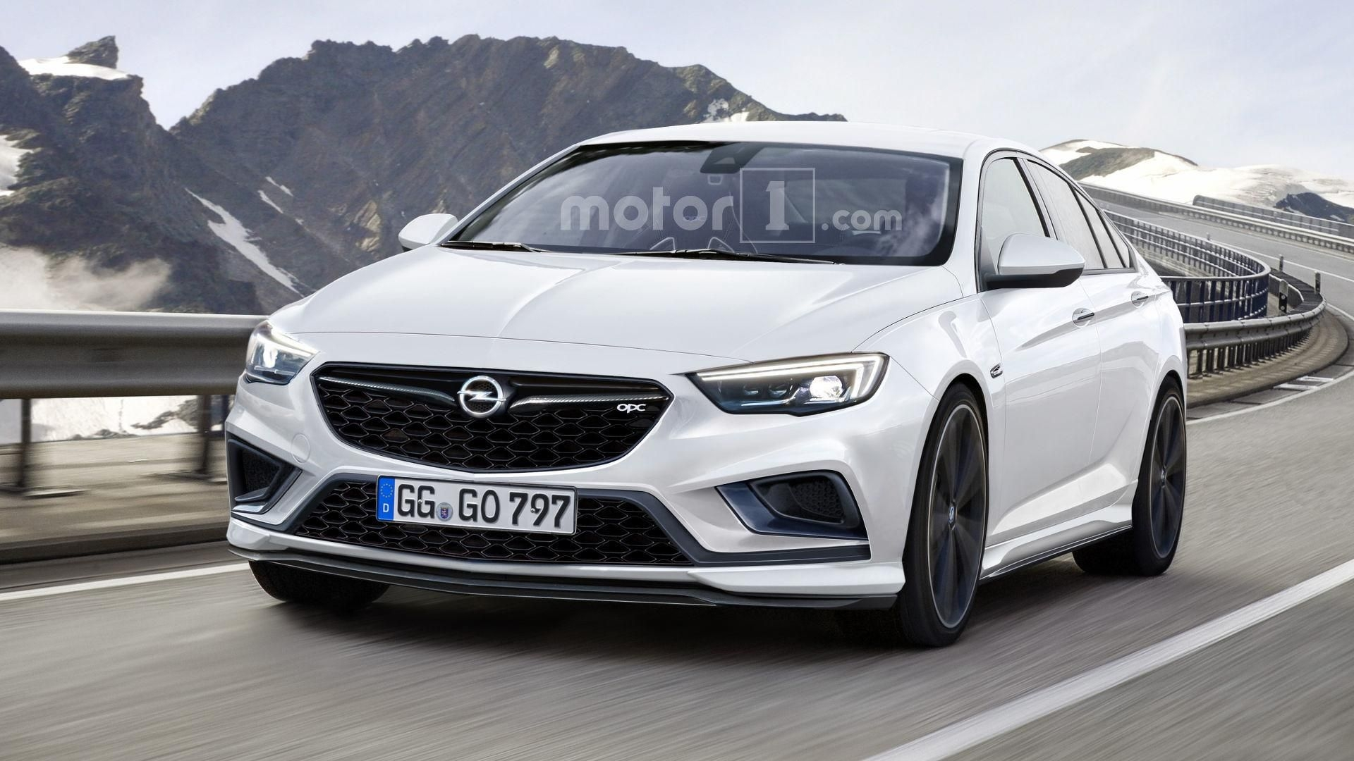96 All New 2019 New Opel Insignia Photos