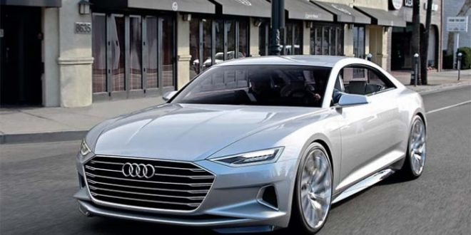96 All New 2020 All Audi A9 Interior