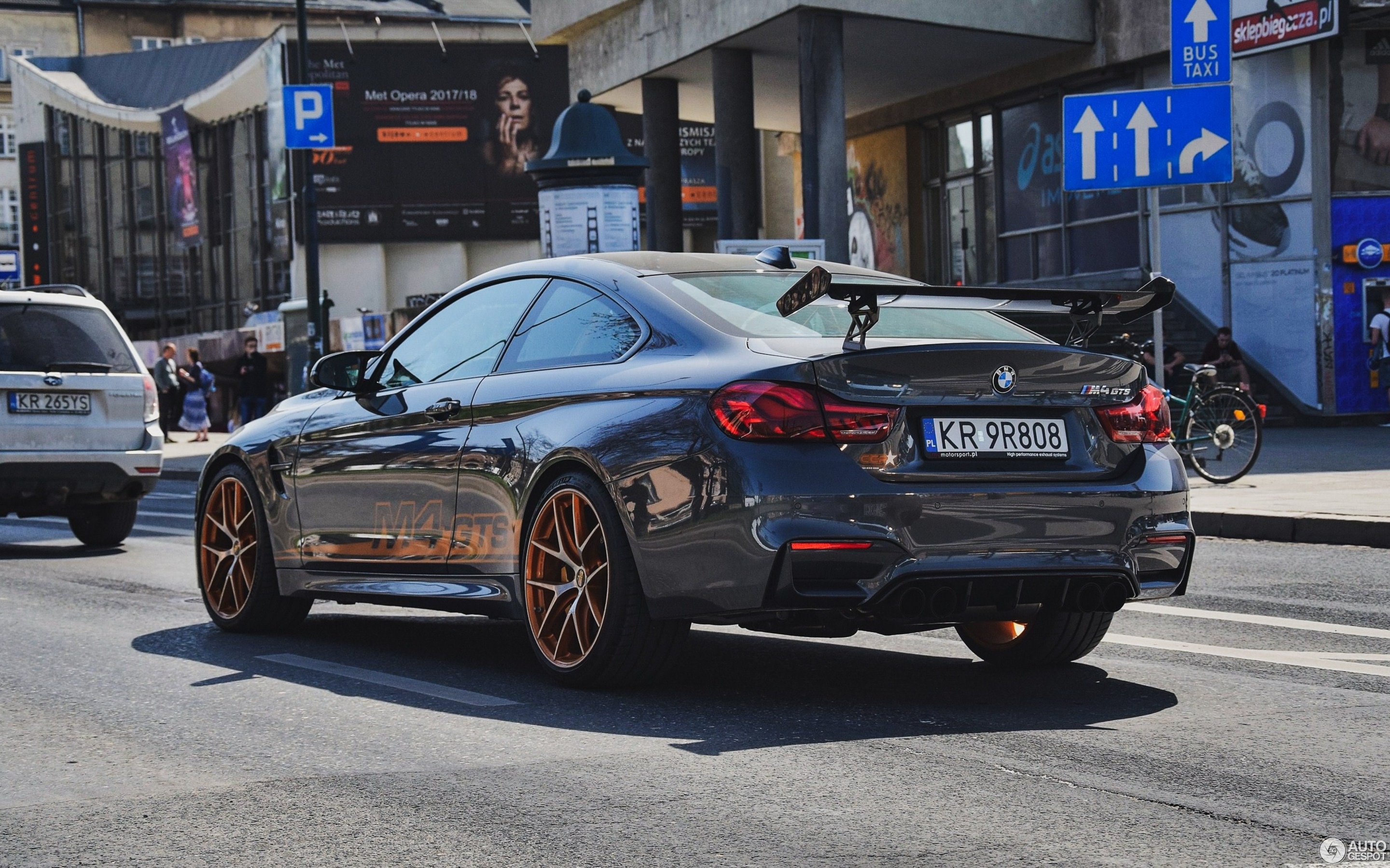 96 All New 2020 BMW M4 Gts Style