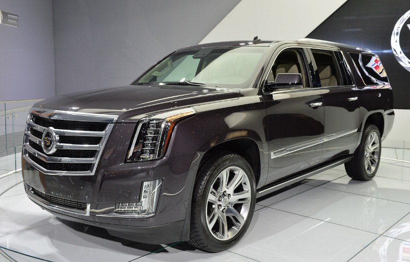 96 All New 2020 Cadillac Escalade V Ext Esv Exterior and Interior