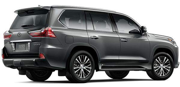 96 All New 2020 Lexus LX 570 Release Date