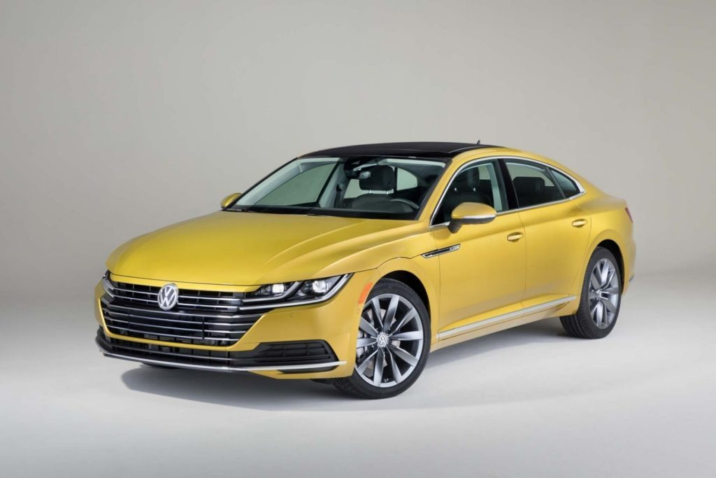 96 All New Next Generation Vw Cc Pricing