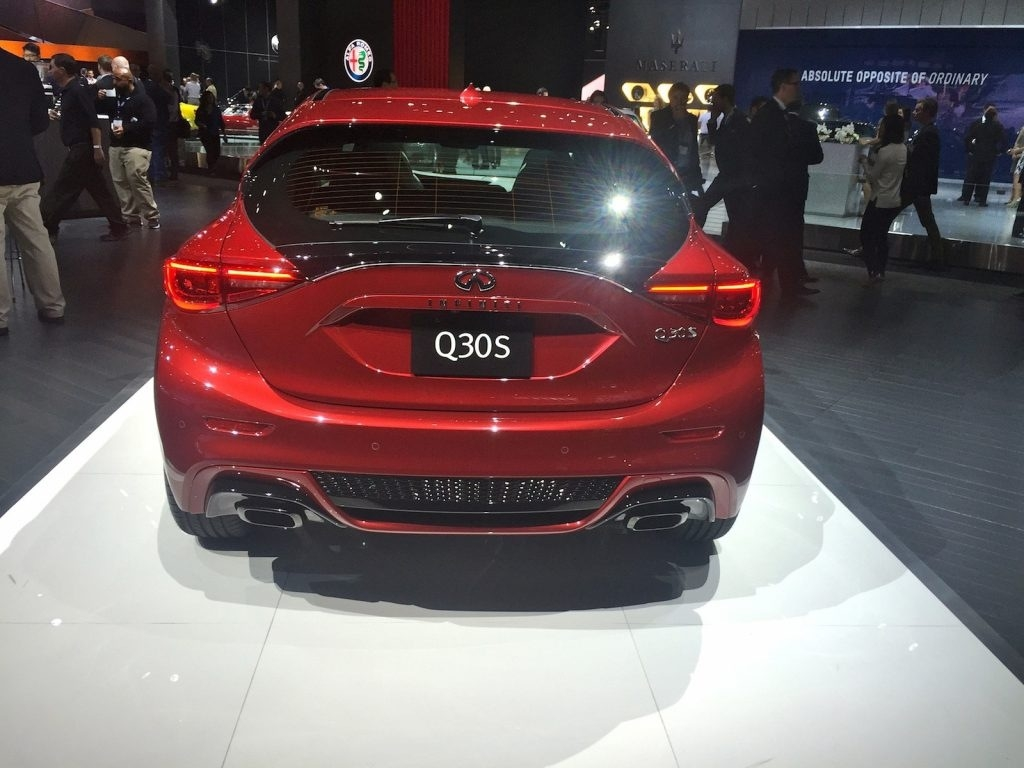 96 Best 2020 Infiniti Q30 Redesign and Concept