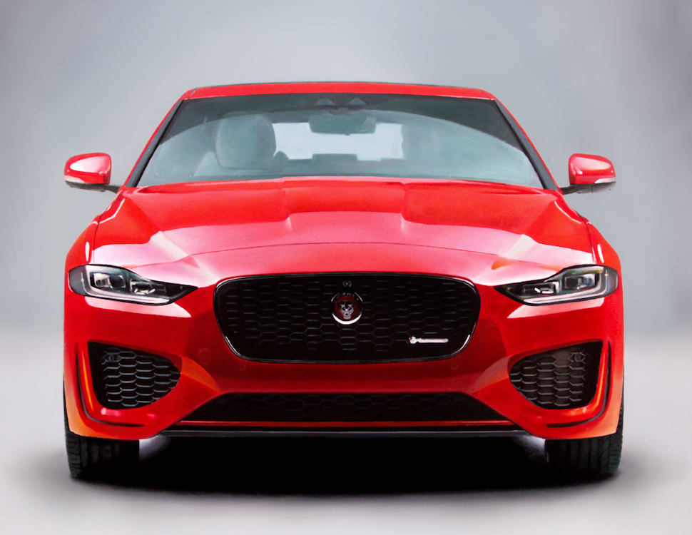 96 Best 2020 Jaguar XE Spy Shoot