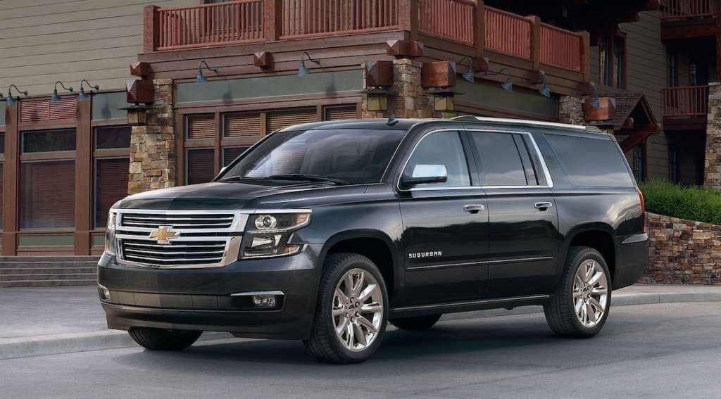 96 New 2019 Chevy Suburban Z71 Ratings