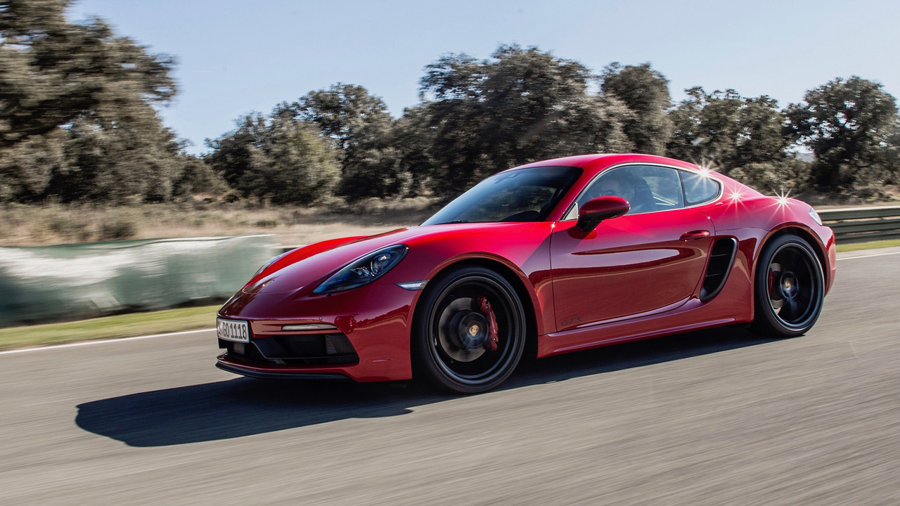 96 New 2019 Porsche 718 Ratings