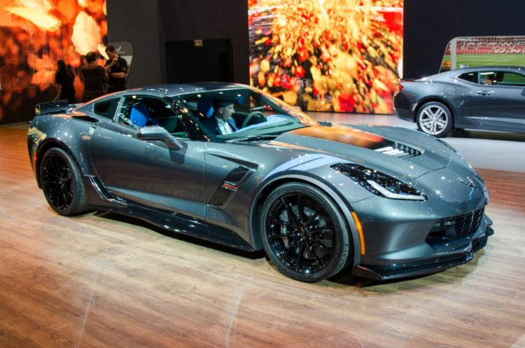 96 New 2020 Corvette Stingray Performance