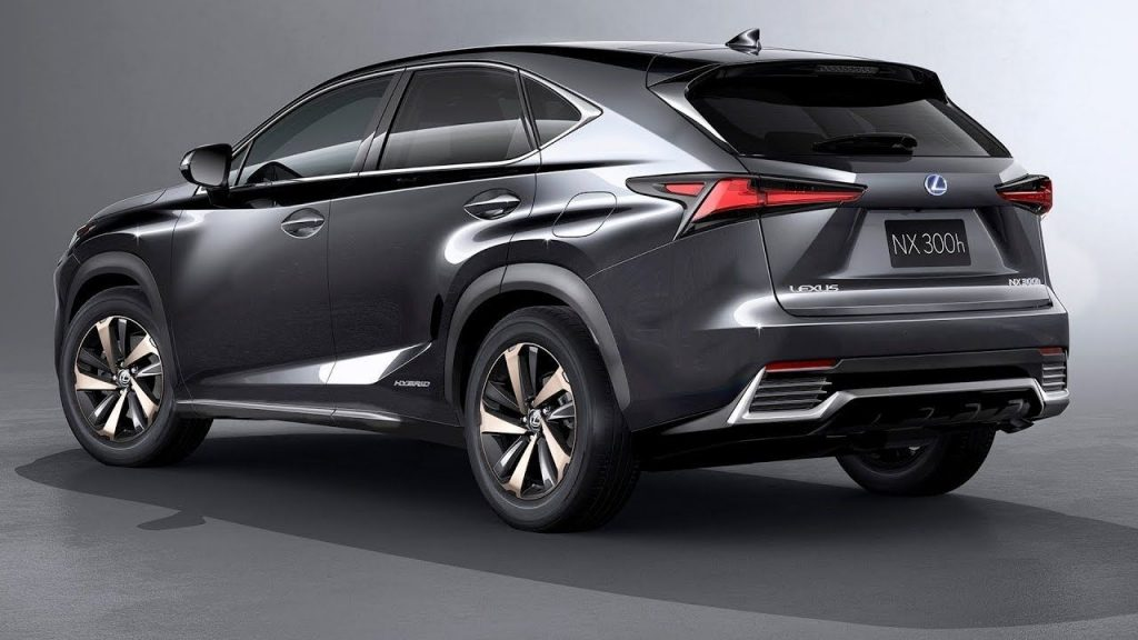 96 New 2020 Lexus NX 200t Redesign