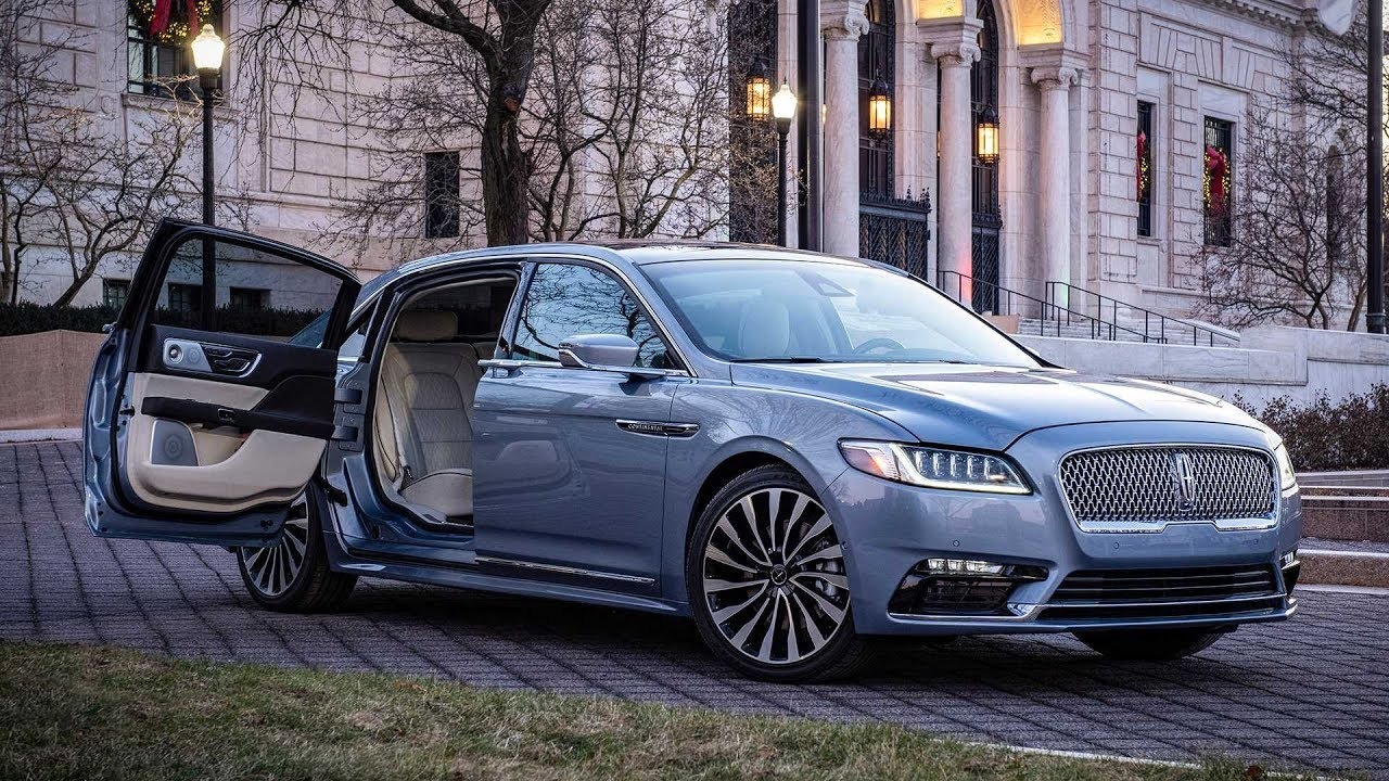 96 New 2020 Lincoln Continental Price and Release date