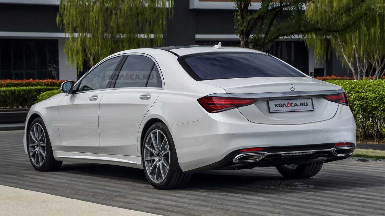 96 New 2020 Mercedes S Class Review