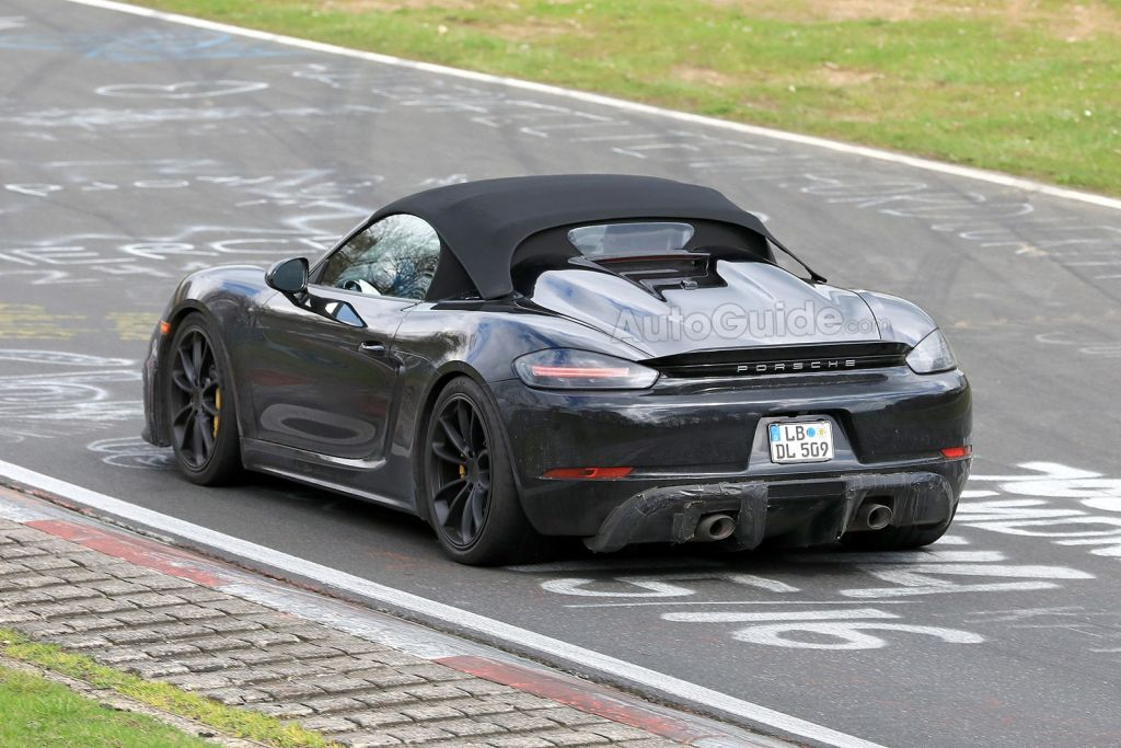 96 New 2020 Porsche Boxster Spyder Overview