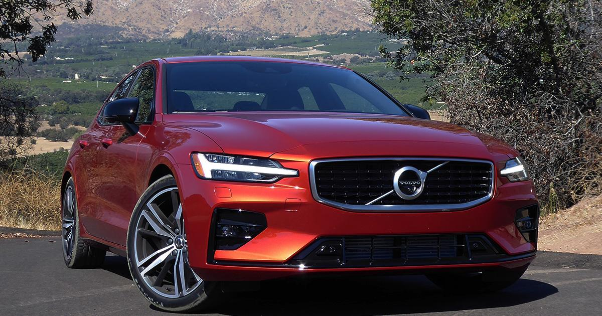 96 The 2019 Volvo S60 R Redesign