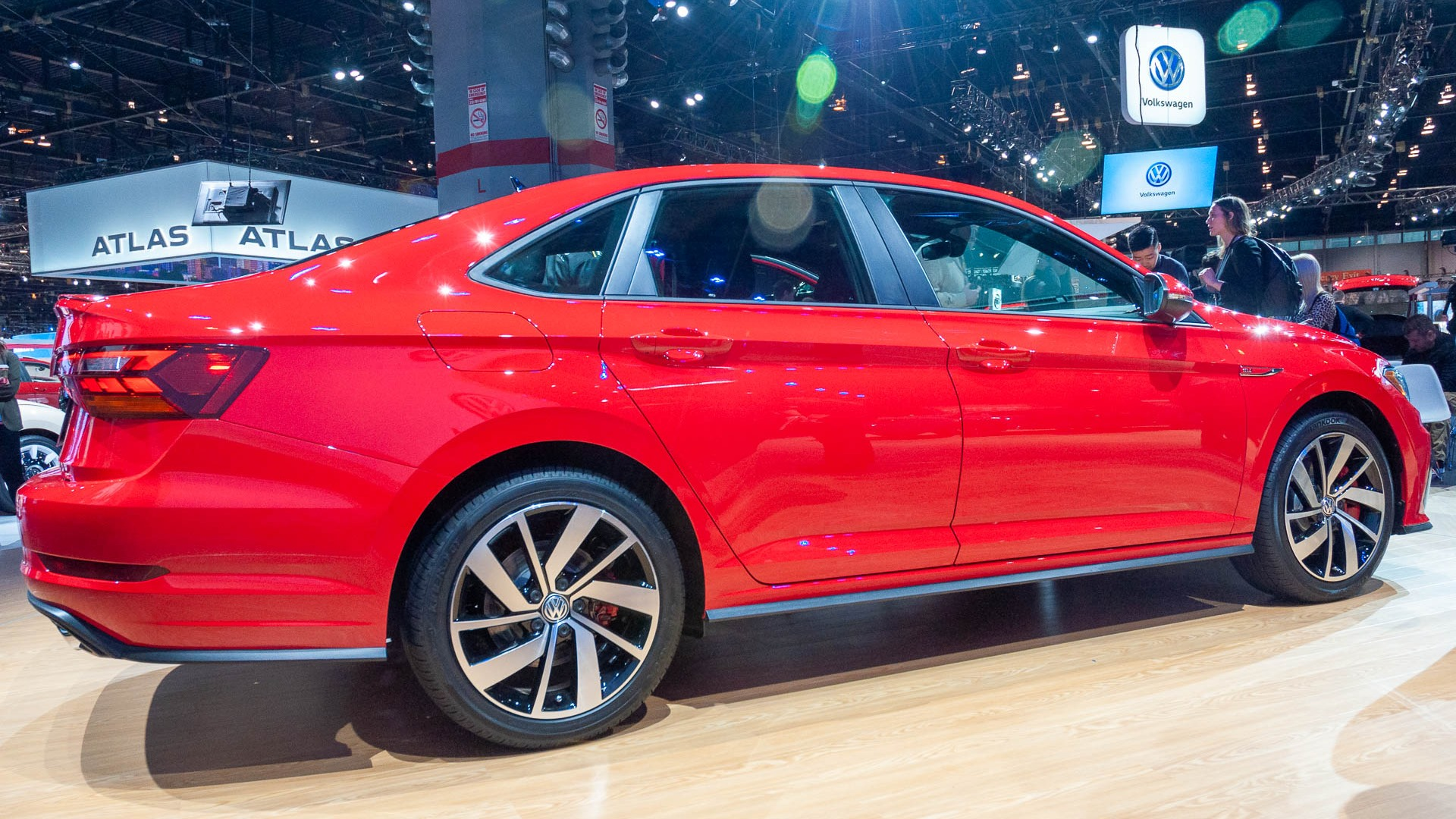 96 The 2019 Vw Jetta Gli Photos