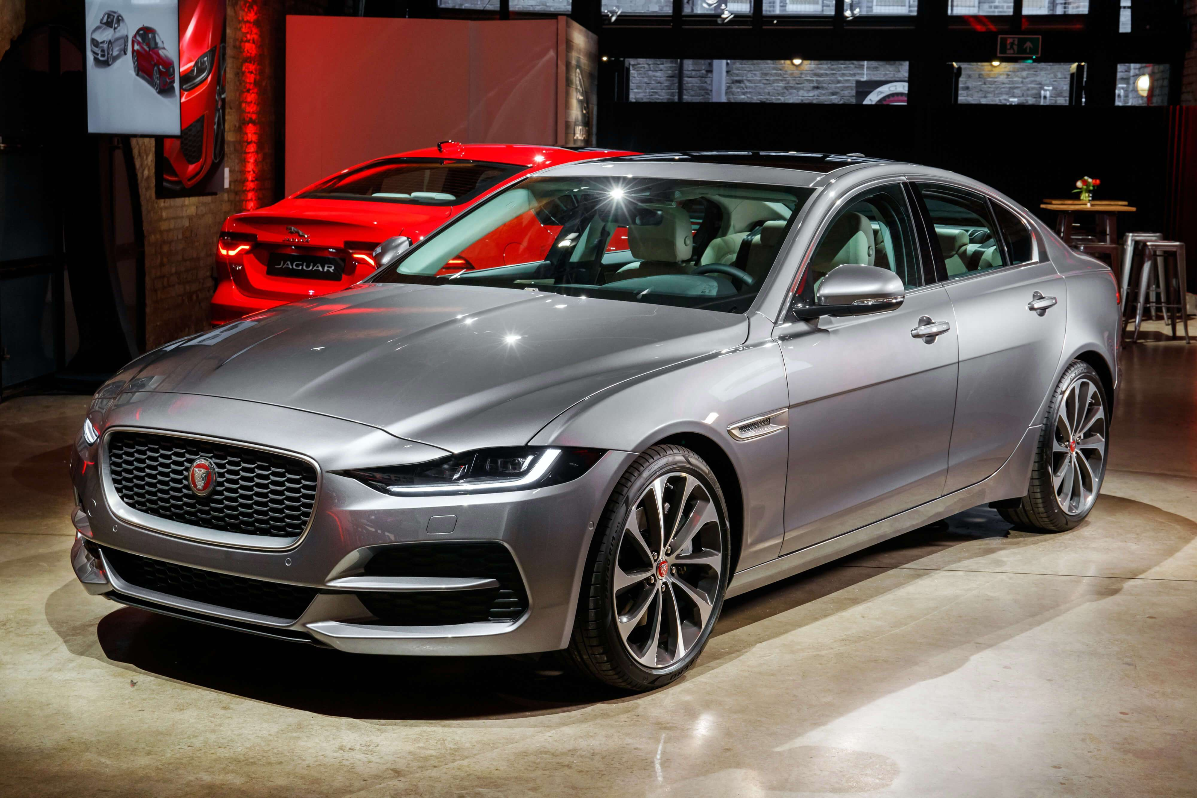 96 The 2020 All Jaguar Xe Sedan Exterior