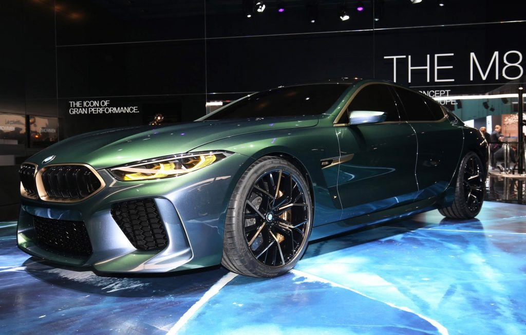 96 The 2020 BMW M9 Price