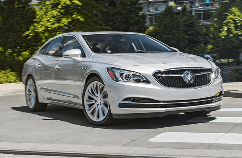 96 The 2020 Buick LaCrosse Review and Release date