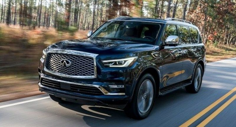 96 The 2020 Infiniti QX80 Release Date and Concept