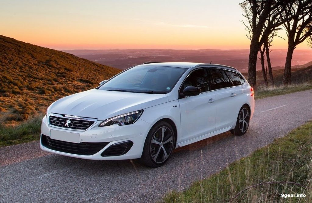 96 The 2020 Peugeot 308 Photos
