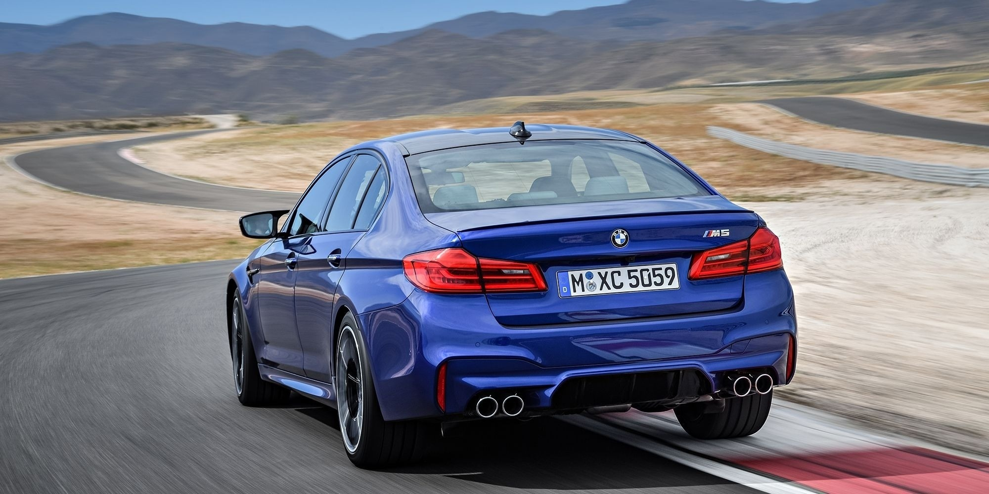 96 The Best 2020 BMW M5 Get New Engine System New Model and Performance