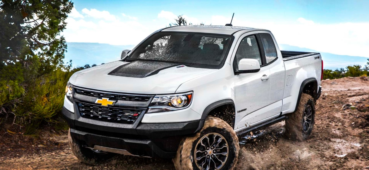 96 The Best 2020 Chevy Colorado Price and Review