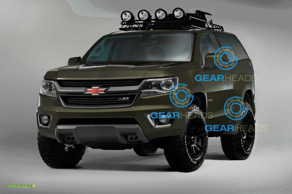 96 The Best 2020 Chevy K5 Blazer Review and Release date